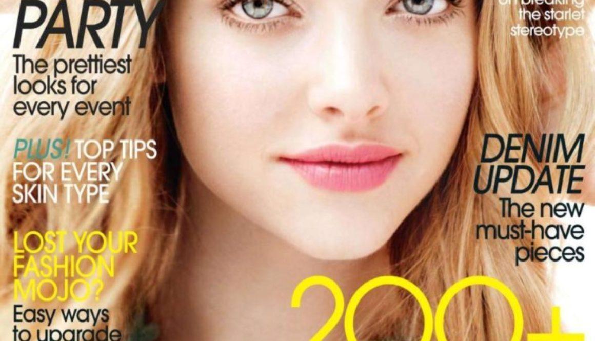 Flare Magazine Cover
