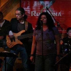 Rosanna, Takelage 091003